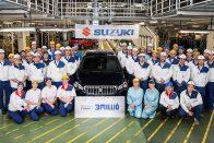 Ennek lehet most örülni a magyar Suzukinál