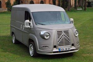 Citroën Type H: Elképesztő retró furgon született