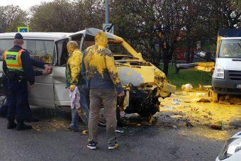 Mindenki besárgult a dunaharaszti balesetben