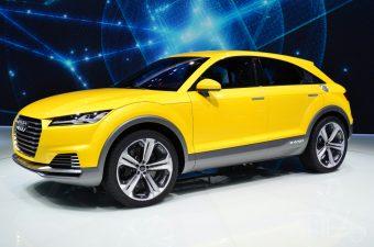 Újabb Audi gyártása költözik Győrbe