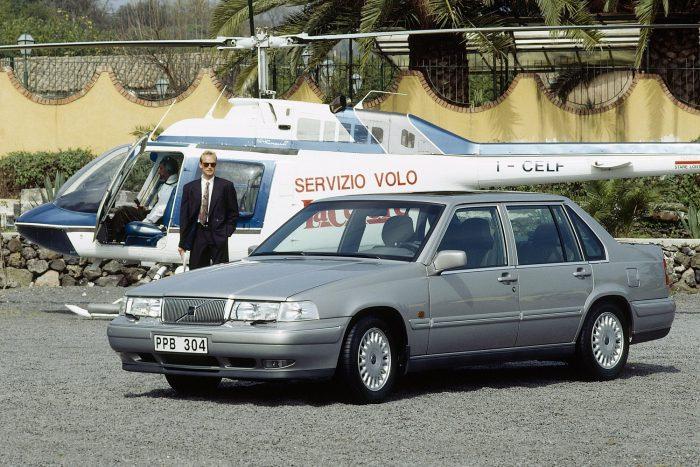 Volvo 960 (1990–96)