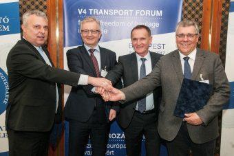 Közösen állnak ki a Visegrádi Négyek a protekcionizmussal szemben