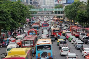 A Toyota felszámolja a közlekedési dugókat