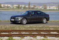Teszt: BMW 520d Luxury Line aut.