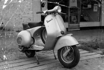 Műalkotásként ismerték el a legendás olasz robogót
