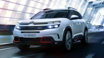 Lebukott a Citroën legújabb szabadidőautója