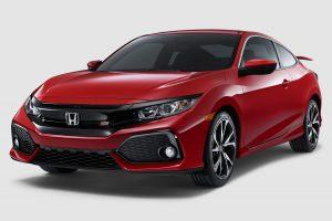 Bemutatkozott a Honda Civic kupé