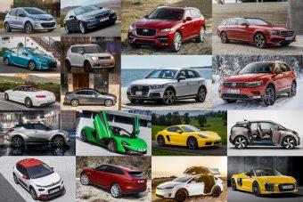 Megvannak a Világ Év Autója verseny döntősei