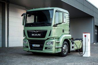 Egyszerűsítenék az elektromos haszonjárművek töltését
