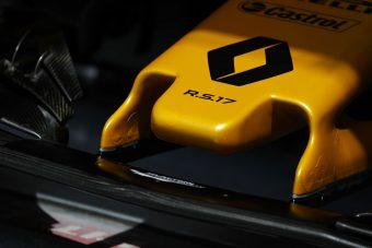 F1: A Renault most kiakasztotta a mezőnyt