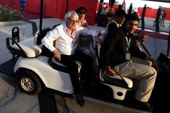 F1: Ecclestone elhiszi a Ferrari fenyegetését