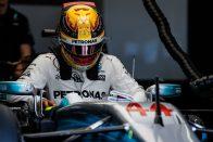 Letiltották Hamilton videóját az F1 főnökei