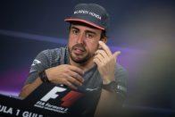 F1: Alonso a Renault-val tárgyal a visszatérésről