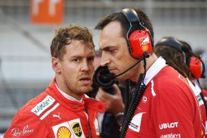 F1: Vettelnek van egy titkos szórakozása