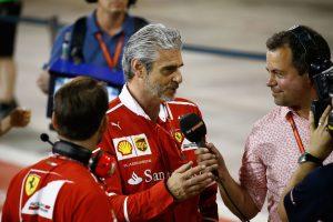 F1: A Ferrari-főnök nem volt csalódott, csak pisilnie kellett