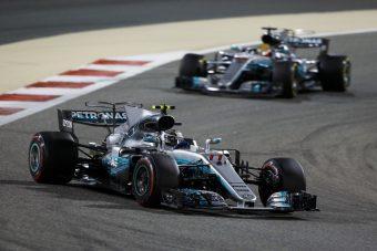 F1: Gyorsabb vagyok Bottasnál! Tudjuk, ezért hoztuk ide