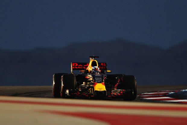 Ricciardo: Jó, hogy megelőztünk egy Ferrarit