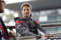 F1: Grosjean háromszoros apa lesz
