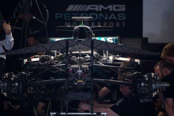 F1: A Mercedes nem tapsol az új szabályokhoz