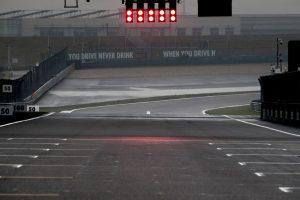 F1: Elmaradt a második szabadedzés