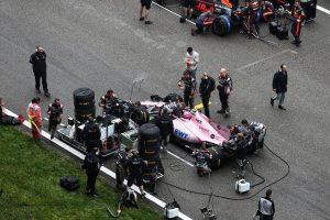 F1: Megrovást kapott Ricciardo és Perez