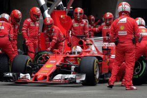 F1: Trükközéssel gyanúsították meg a Ferrarit