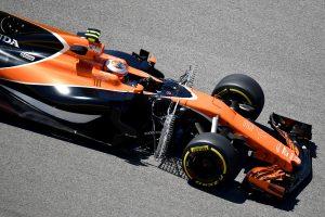 F1: 15 helyes hátrasorolás a McLaren-újoncnak