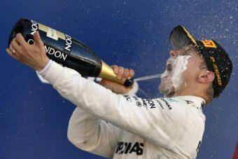 F1: A kocsmából gratuláltak Bottasnak