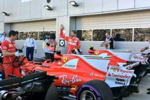 F1: A Ferrari kiütötte a Mercedest az időmérőn