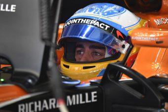 Alonso: Megint tökéletes időmérőm volt
