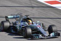 F1: Hamilton szuboptimális formában