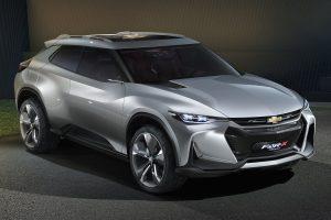 Chevrolet FNR-X tanulmány – Új utakat keres
