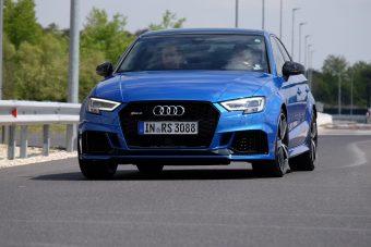 Audi RS3: Megnéztük hogy készül, és ki is próbáltuk