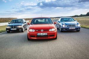 Nincs jobb örömforrás egy húszéves BMW-nél. Vagy mégis?