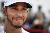 "F1: Hamiltonak elege lett a ""k*rva unalmas"" sablonéletből"