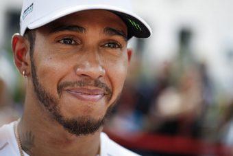 F1: Hamiltonak elege lett a
