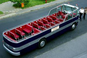 Csodaszép buszt vásárolt a BKV