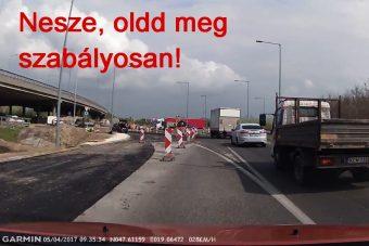 Magyarországon lehetetlen szabályosan közlekedni
