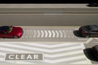 A sávtakarító megkönnyíti a hétköznapi autósok életét