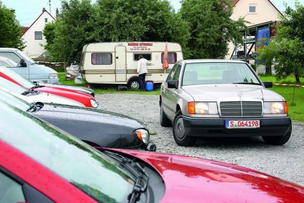"""Maierean Automobile: 250 euró - """"Rögtön jövök"""" - állt a lakókocsi ablakában. A telefonos ajánlat is lehangoló volt, így továbbálltam"""