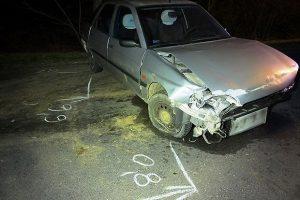 Ellopta ismerőse kocsiját, csajozni ment vele, végül összetörte