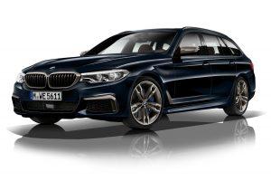 Világrekorder izommotor a BMW 5-ösben