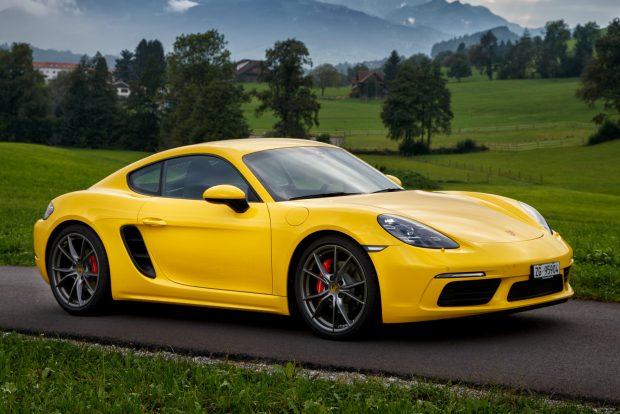 Porsche Boxster / Cayman