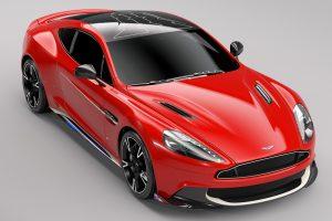 Repülő autót épített az Aston Martin