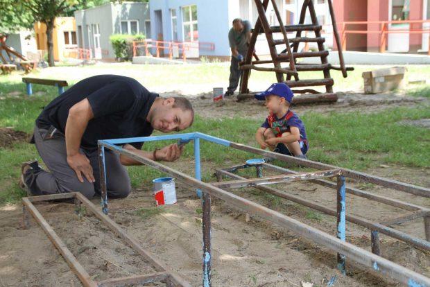 Óvodáknak segít a magyar abroncsgyár