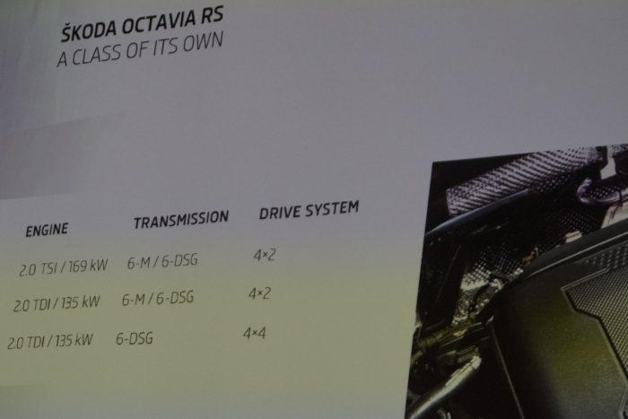 Van dízel RS is, akár 4x4-gyel is