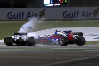 F1: Büntetés a futam után - videó