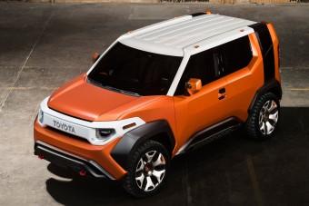 Megépíti bolondos crossoverét a Toyota?