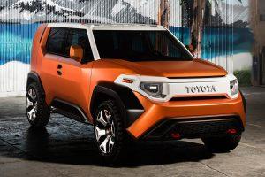 Toyota FT-4X: Túlélőkaland fiataloknak