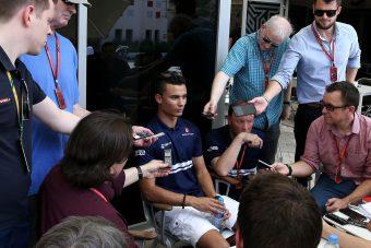 F1: Wehrlein beszólt a károgóknak